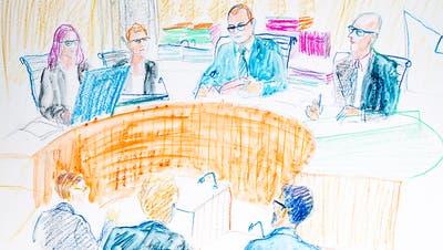 Winterthurer An'Nur-Prozess mit zehn angeblich Unschuldigen