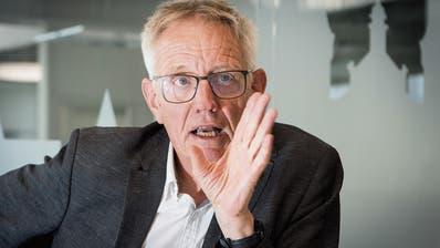 Bundeshaus-Kenner Hanspeter Trütsch über Keller-Sutters Kandidatur: «Es beginnt die Zeit der Heckenschützen»
