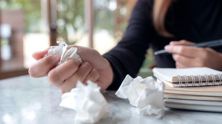 Viele Menschen leiden unter Stress am Arbeitsplatz. (Bild: Getty)