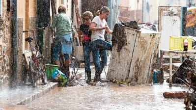 Unwetter auf Mallorca: Zahl der Opfer steigt auf zwölf