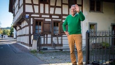 Zwischen Rampenlicht und Hühnerhof: Pepe Lienhard kurz vor Tourbeginn in seinem Frauenfelder Daheim