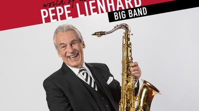 Tickets für die Pepe Lienhard Big Band im KKLzu gewinnen