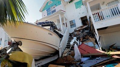 Zahl der Todesopfer durch Hurrikan «Michael» steigt auf 17