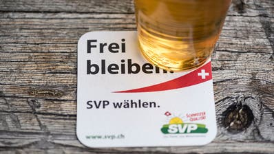 Gerhard Pfister, CVP-Präsident. (Bild: Keystone)
