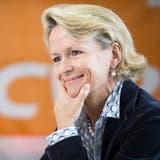 Andrea Gmür, Präsidentin der CVP Stadt Luzern und Nationalrätin. (Bild: Manuela Jans-Koch)