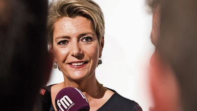 Drei Stolpersteine für Keller-Sutter: Woran die Bundesratskandidatin jetzt noch scheitern könnte