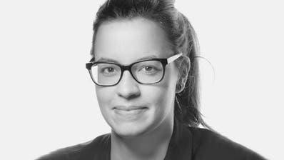 Lena Berger, Regionalbundleiterin «Zentralschweiz am Sonntag». (Bild: Dominik Wunderli)