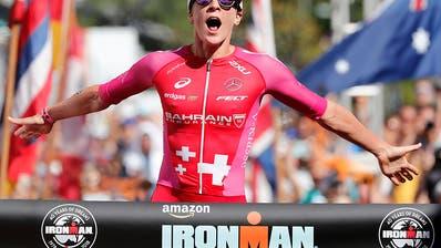 Ryf gewinnt vierten Ironman-WM-Titel mit Streckenrekord