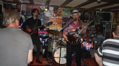 Die Latvian Blues Band spielt am Samstag im Bäckerstübli in Scherzingen. (Bild: Marc Ferber)