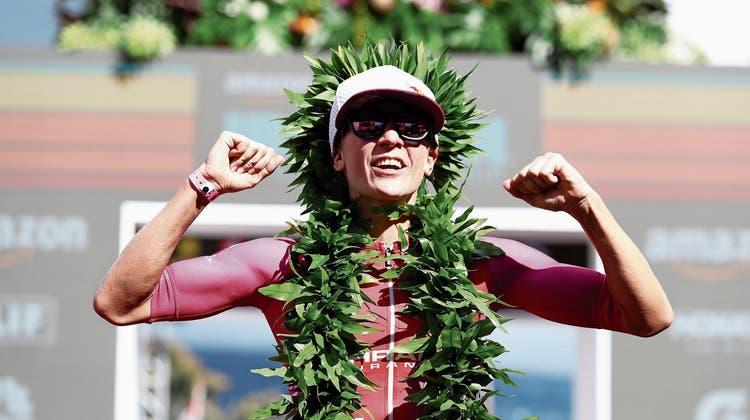 Triathlon-Triumph von Ryf auf Hawaii