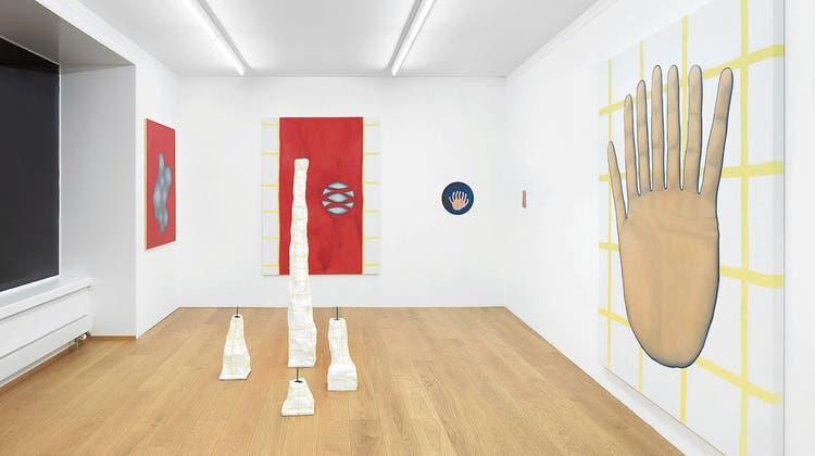 Glokalisierte Daseinsform in der Galerie Kirchgasse