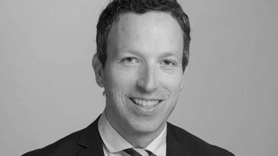 Patrik Müller, Chefredaktor Zentralredaktion CH Media. (Bild: «Aargauer Zeitung»)