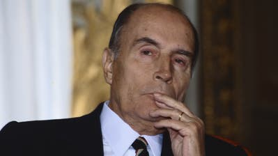 François Mitterrand regierte Frankreich von 1981 bis 1995. (Bild: Getty)
