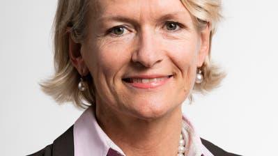 Die 54-jährige Nationalrätin Andrea Gmür-Schönenberger ist Präsidentin der CVP der Stadt Luzern. In die Grosse Kammer gewählt wurde sie 2015. Zuvor politisierte sie während acht Jahren im Kantonsrat.(Bild: Keystone/Gaetan Bally)