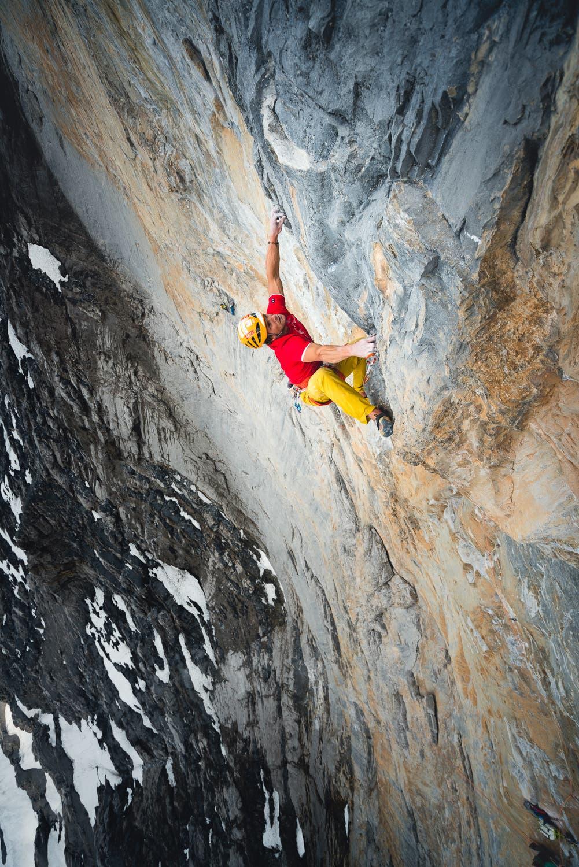 Roger Schäli, Alpinist aus Sörenberg, Bildquelle: Magazin Passion Eiger/ Frank Kretschmann