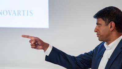 Novartis wächst weiter und erhöht den Umsatzausblick