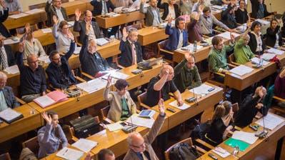 Das St.Galler Stadtparlament hat an seiner Sitzung vom Juni der Erneuerungsvorlage für die VBSG grossmehrheitlich zugestimmt. (Bild: Benjamin Manser - 28. März 2018)