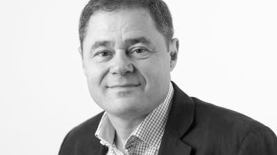 David Angst, Chefredaktor Thurgauer Zeitung. (Bild: Ralph Ribi)