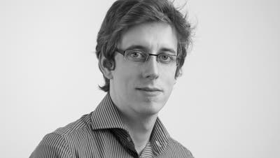 Adrian Vögele, Redaktor Ostschweiz (Bild Ralph Ribi)