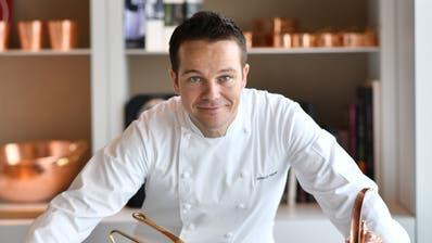 Marco Mehr (32) ist neuer Executive Küchenchef im Luxushotel Park Hyatt in Schanghai. (Bilder: PD)