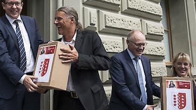 SVP sieht Selbstbestimmung als Pfeiler des Erfolgsmodells Schweiz