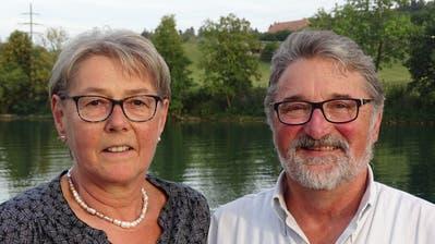 Gallimutter undGallivater 2019: Irène undRenéFlad-Amstutz. Bild: PD