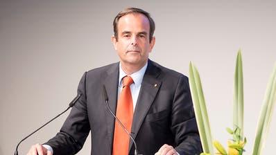 CVP-Präsident Pfister beklagt Blockade und preist Leuthard