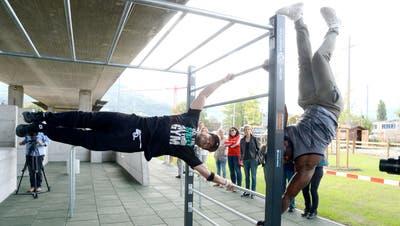 Engagierte Jugend: In Buchs hat sich der Jugendrat gegen den Widerstand der Stadtbehörden einen Jugendpark erkämpft.