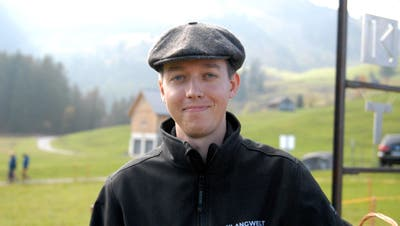 Stefan Keel, Projektleiter Klangweg und Klangschmiede, Klangwelt Toggenburg. (Bild: Christiana Sutter)