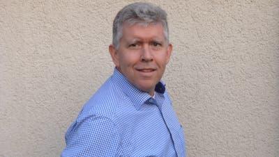 Der 53-jährige Daniel Müller stellt sich Ende November zur Wahl. (Bild: Kurt Lichtensteiger)