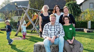 Initianten eines Spielplatzes in Münchwilen erhalten bis jetzt nur positive Reaktionen