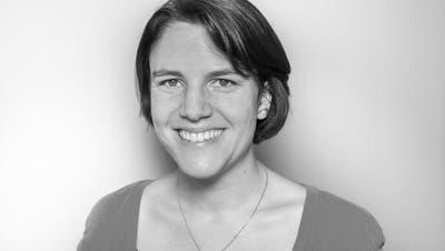 Sabrina Bächi, Redaktorin Thurgauer Zeitung, Region Weinfelden. (Bild: Andrea Stalder)