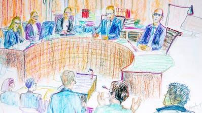 Winterthurer Gericht spricht acht An'Nur-Moschee-Gänger schuldig