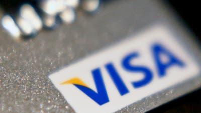 Kreditkarten-Anbieter Visa erhöht Quartalsgewinn um ein Drittel