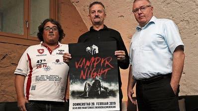 Comeback der Blutsauger - Vampire machen Rorschacher Fasnacht unsicher