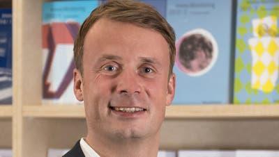 Robert Weinert, Ökonom. (Bild: PD)