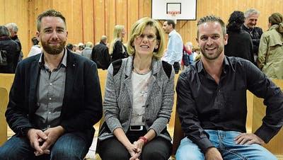 Drei Kandidaten für das Gemeindepräsidium von Warth-Weiningen stellen sich