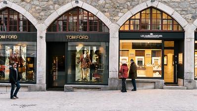 Online-Shopping drückt auf Mieten für Ladenflächen