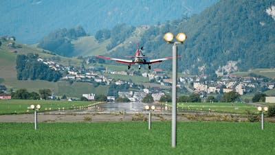 Flugplatz Buochs: Nun ist die Bevölkerung gefragt