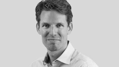 Martin Oswald, Leiter Online St.Galler Tagblatt.