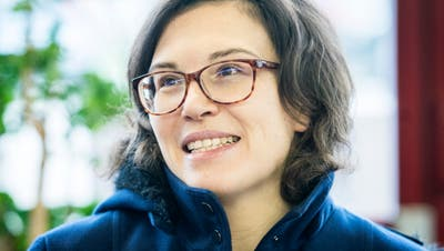 Raphaela Schlicht-Schmälzle von der Michigan State University. (Bild: Reto Martin)