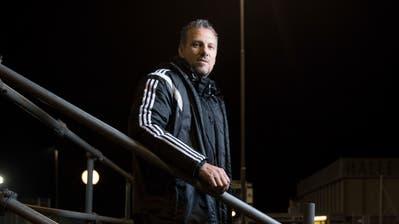 Früher spielte Giuseppe Gambino mit Ivan Zamorano in St.Gallen, heute trainiert er den FC Gossau