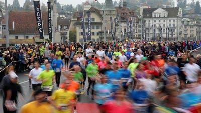 SwissCityMarathon- Lucerne: Das müssen Sie wissen