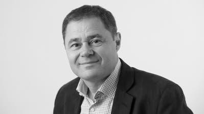 David Angst, Chefredaktor der Thurgauer Zeitung. (Bild: Ralph Ribi)