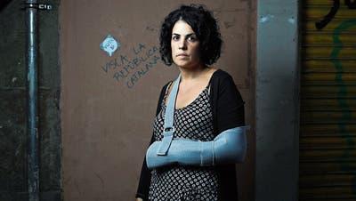 An ihrer Verletzung entzündete sich vor einem Jahr der Informationskrieg um Katalonien