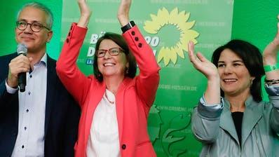Schwarz-Grün verteidigt knappe Mehrheit in Hessen