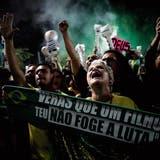 Brasiliens Linke sieht die Demokratie in Gefahr