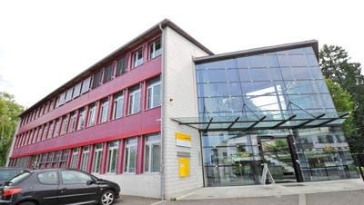 Im Gemeindehaus von Uttwil wird das Büro des Gemeindepräsidenten frei. (Bild: Donato Caspari)