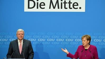Merkel legt CDU-Vorsitz nieder und begrenzt Verbleib im Kanzleramt