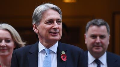 Britischer Finanzminister kündigt Ende des Sparkurses an